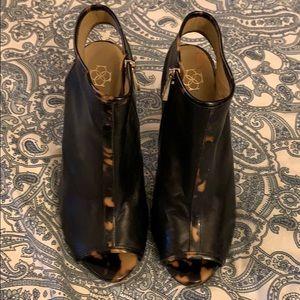 Ann Taylor pumps open-toe heels
